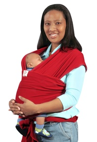fea57183430 Why is one of our favorite baby wraps for breastfeeding moms  Do you like  your hands free to do other things  Then the Moby Wrap is an excellent  choice.