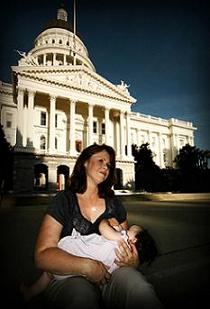 Breastfeeding at the Capital