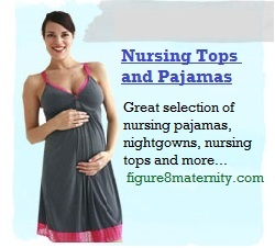 Nursing Tops and Pajamas