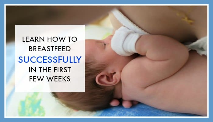 How to Breastfeed Successfully