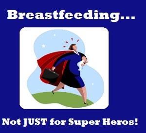 breastfeeding super heros