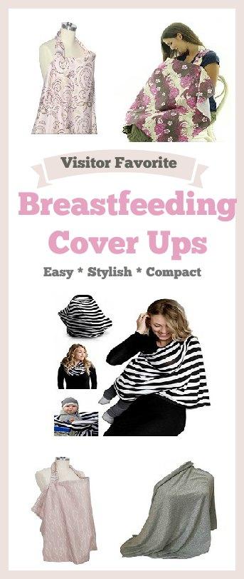 Favorite Breastfeeding Cover Ups