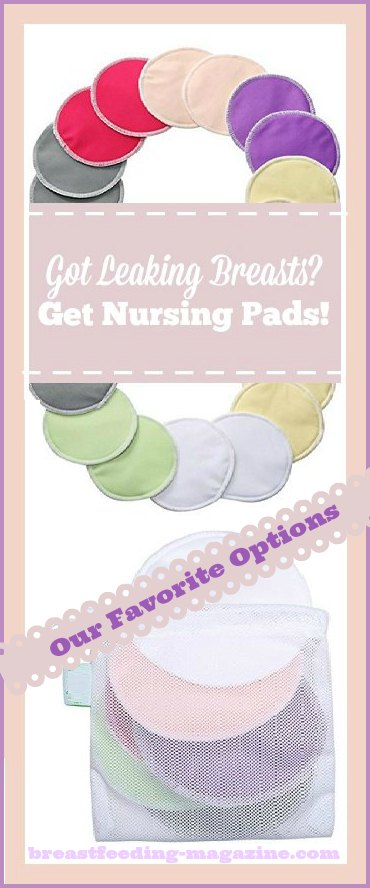 Nursing Pads for Leaking Breasts