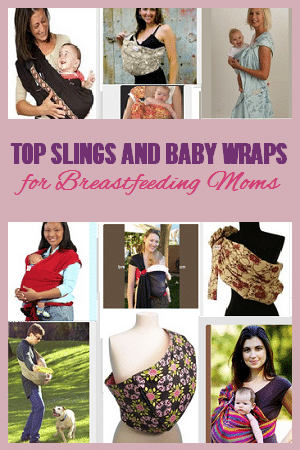 Top Slings and Wraps