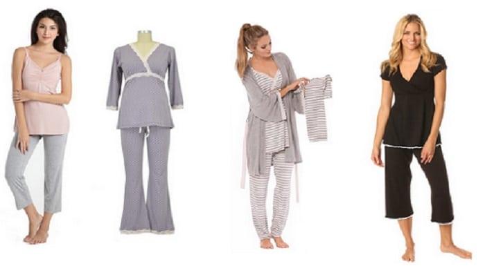 Nursing Pajamas Favorites for Breastfeeding Moms – Our Top Picks