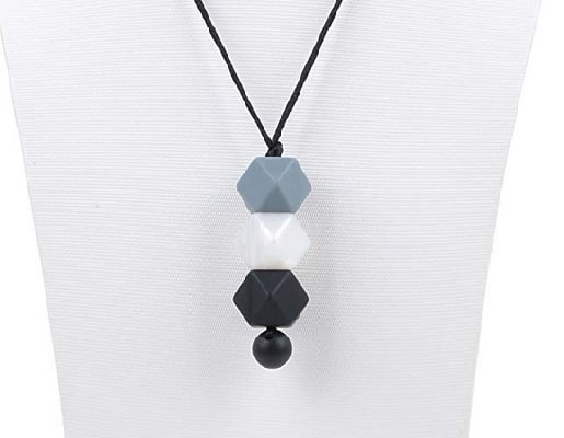 Bebe by Me 'Shinjuku' Silicone Teething Necklace