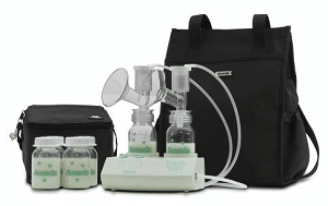 Ameda Purely Yours Breast Pump Bag