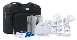 avent isis breast pump instructions