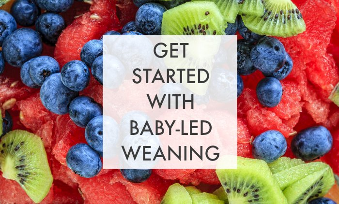 Get Started with Baby-Led Weaning