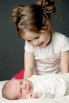 Breastfeeding in Tandem