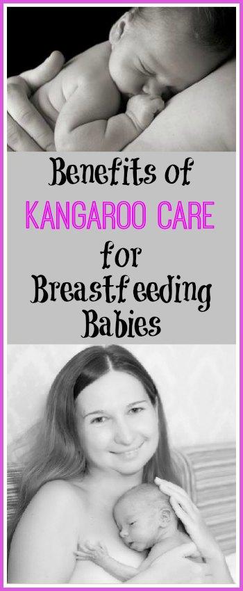 Benefits of Kangaroo Care for Breastfeeding Babies