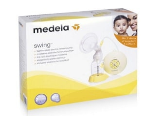 Medela Swing Breastpump Box
