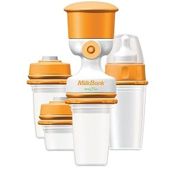 MilkBank Storage System