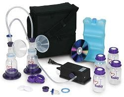 Nuture III Breast Pump