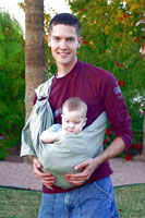 Breastfeeding and the Stay at Home Dad