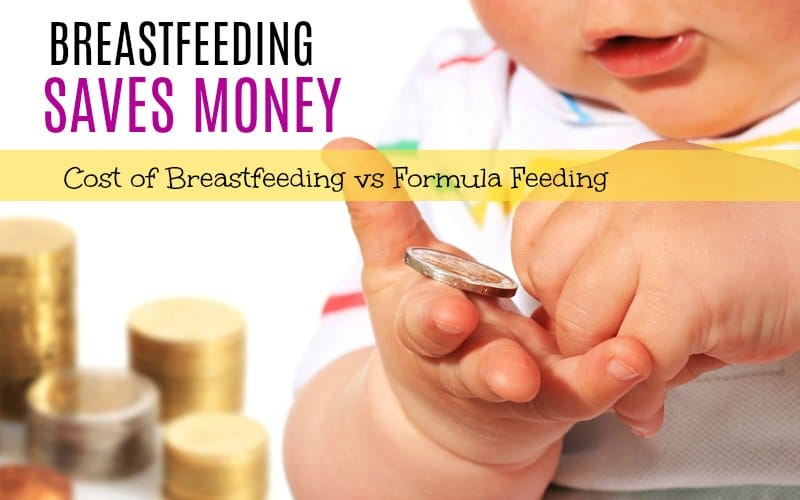 Breastfeeding Saves Money