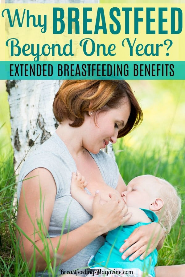 Extended Breastfeeding Benefits