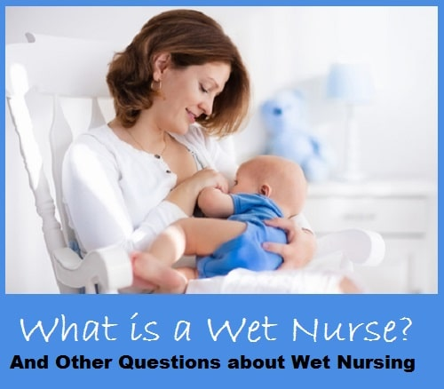 What is Wet Nursing and other Questions Answered