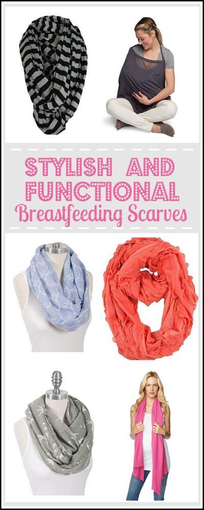 Breastfeeding Scarf Favorites