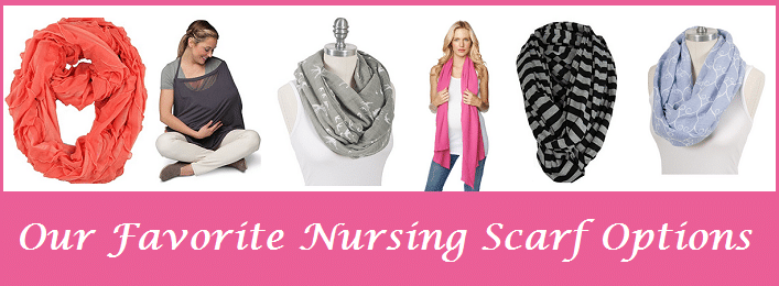 Breastfeeding Scarf Favorites for 2017 – Versatile Nursing Covers with Personality