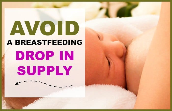 Avoid a Breastfeeding Drop in Supply with Reverse Cycling