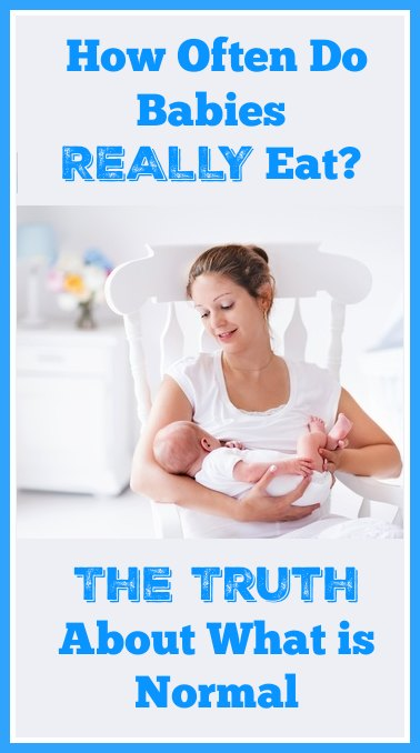 How Often Do Babies Eat