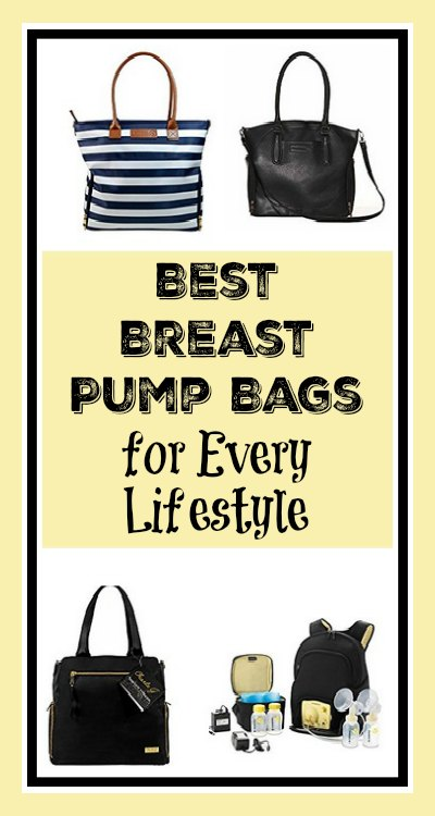 Best Breast Pump Bags for Every Lifestyle