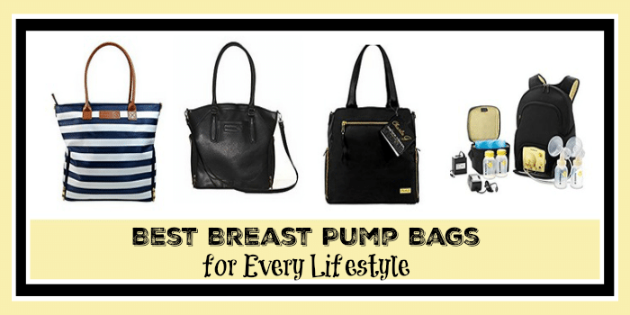 Breast Pumping Bags