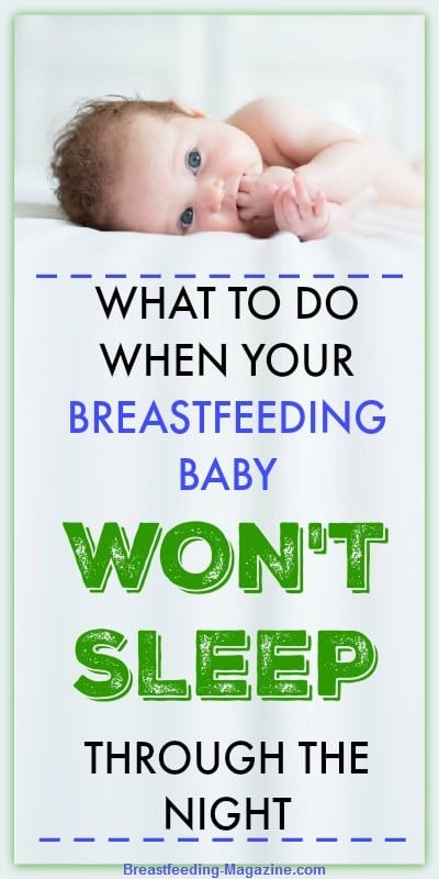 Help! My Baby Won't Sleep! Here are top 10 tips to fix that.