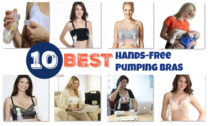 10 Best Hands-Free Pumping Bra Choices for Breastfeeding Moms