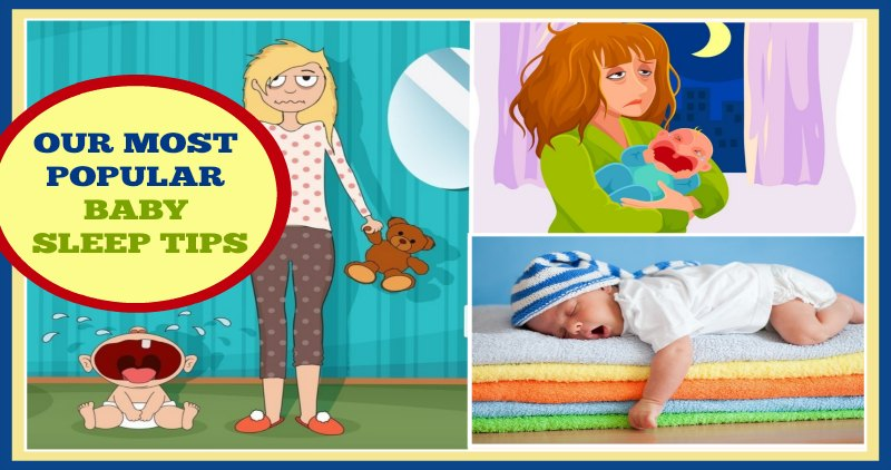 Most Popular Baby Sleep Tips