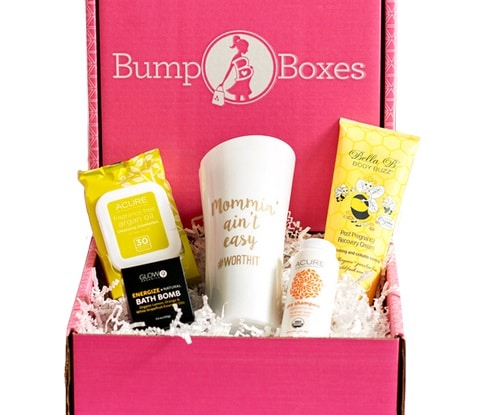4th trimester bump box