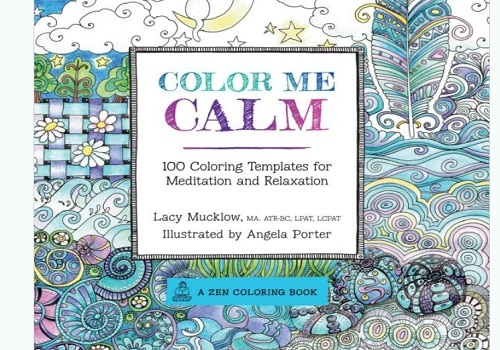 Relaxing Adult Coloring Books