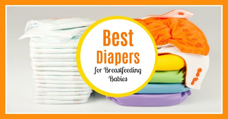 Best Diapers for Breastfeeding Babies