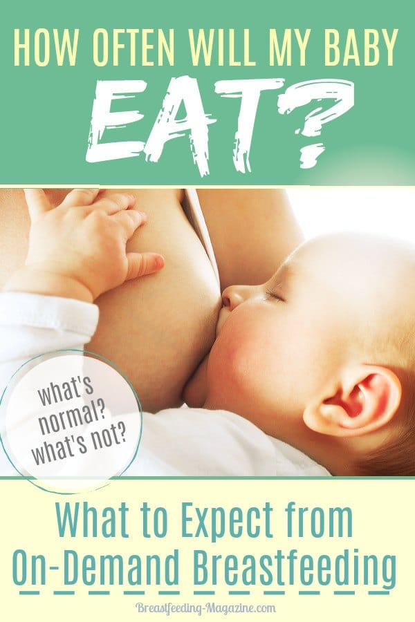 How Often Will My Baby Eat?