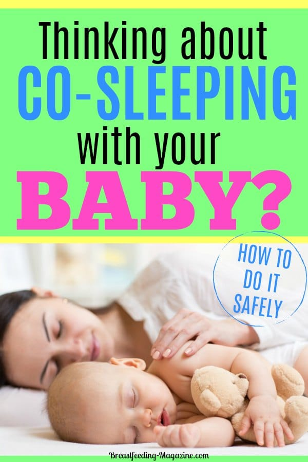 Thinking about Co-Sleeping with Your Baby?