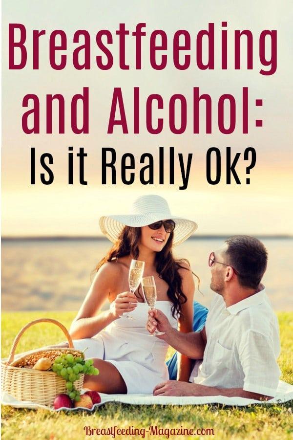 Alcohol and Breastfeeding