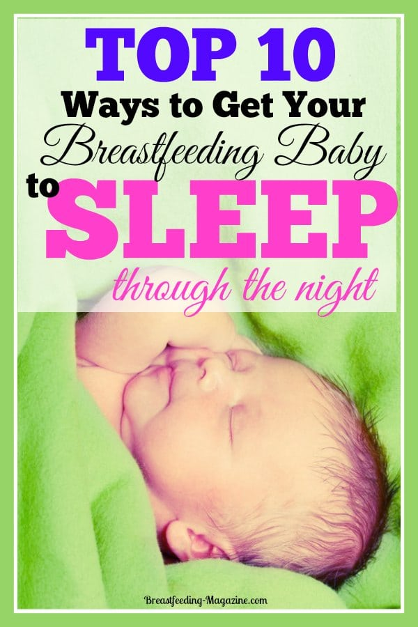 Get Baby Sleeping Through the Night