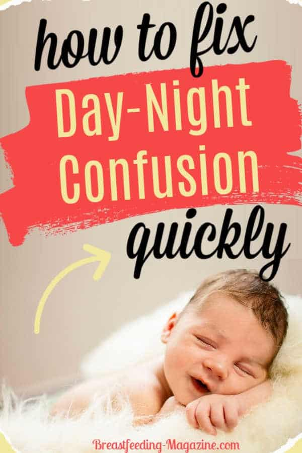 How to fix day'night confusion