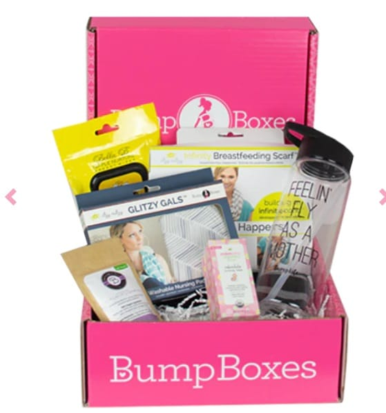 Breastfeeding Bump Box