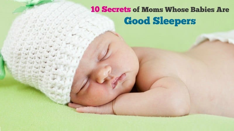 Babies are Good Sleepers