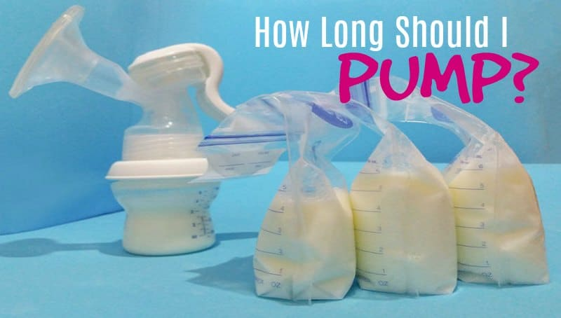 How Long Should I Pump?