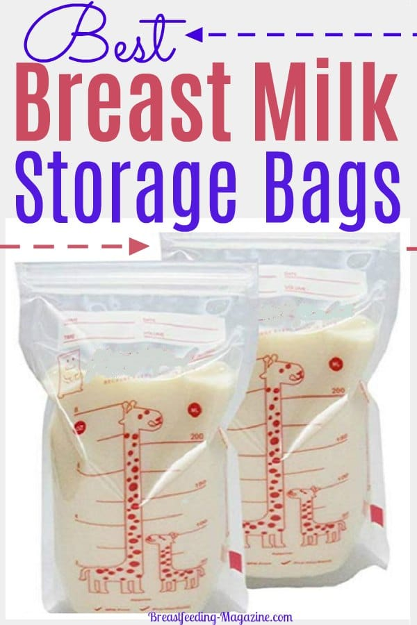 Best Breast Milk Storage Bags in 2020
