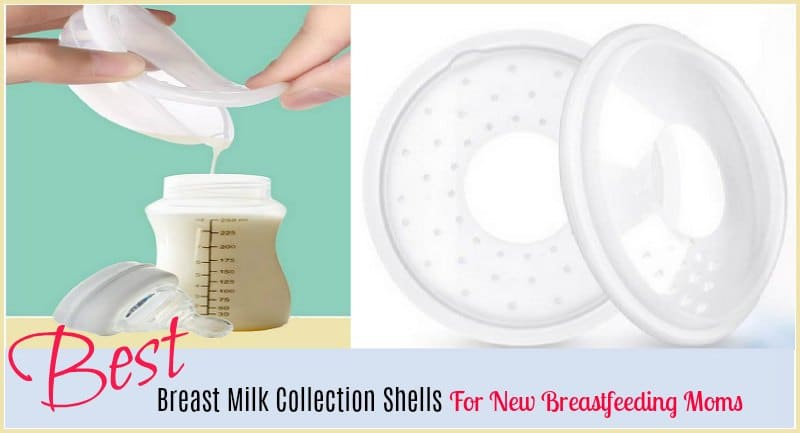 Best Breast Milk Collection Shells For New Breastfeeding Moms