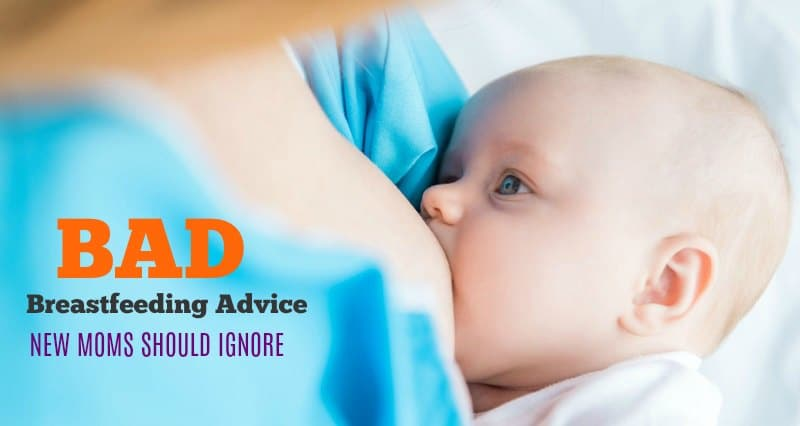Bad Breastfeeding Advice