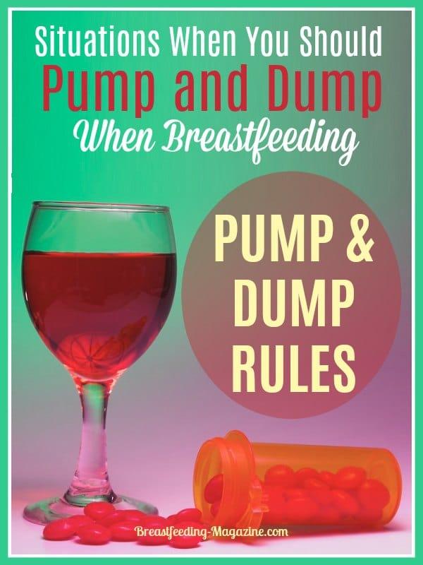 Pump and Dump Rules